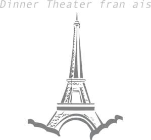 Dinner Dinner Theater  Clip Art