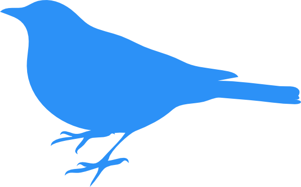 baby blue bird clip art at clker com vector clip art online rh clker com blue bird clip art to print free bluebird clipart black and white