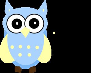 Owl Clip Art at Clker.com - vector clip art online ...