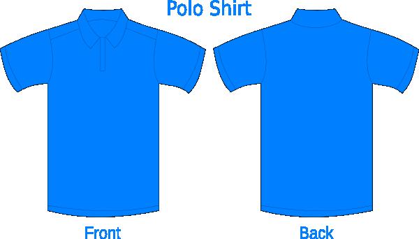 Kaos Biru Hi Download Gambar Polos