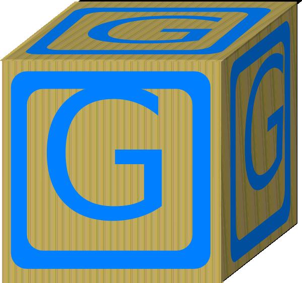 letter alphabet block g clip art at clker com vector clip art rh clker com