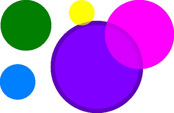 Colored Circles Clip Art at Clker.com - vector clip art online ...