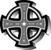 Celtic Cross Clip Art