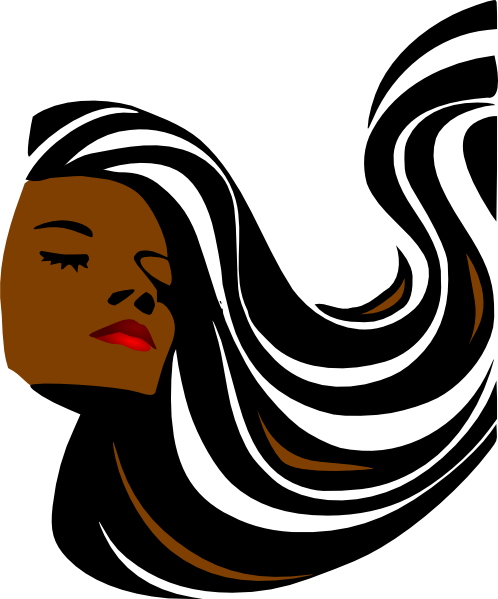 beauty salon clipart free - photo #6