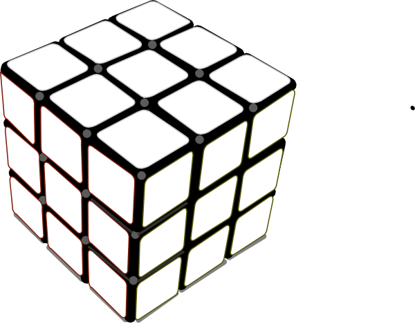 Black And White Rubix Cube Pictures to Pin on Pinterest  PinsDaddy