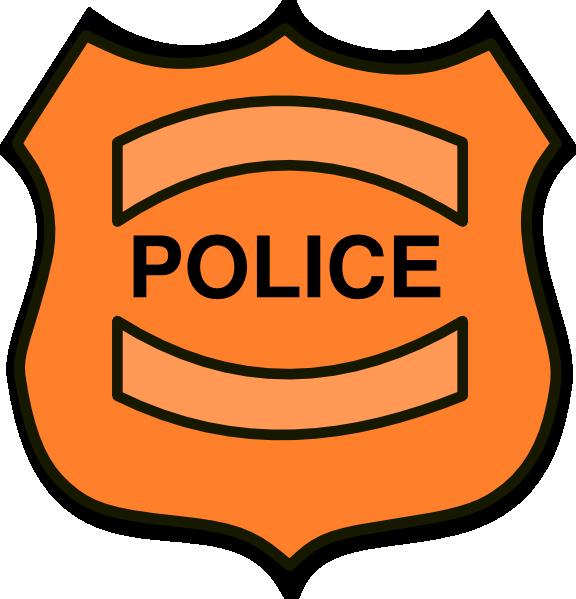 police badge clip art at clker com vector clip art online royalty rh clker com police badge vector png police badge vector icon