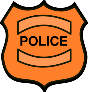 police badge clip art at clker com vector clip art online royalty rh clker com police badge clipart svg police badge outline clipart