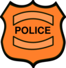 Police Badge Clip Art