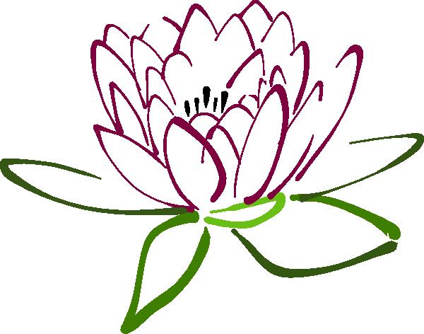 lotus lilac clip art at clker com vector clip art online royalty rh clker com lilac clip art free lilac borders clip art