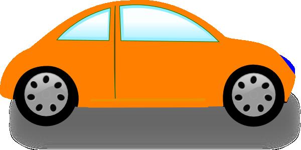 orange car clip art at clker com vector clip art online royalty rh clker com car clipart# car clipart up and down