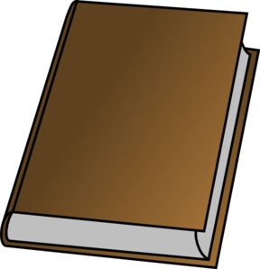 Book Without Cover Clip Art