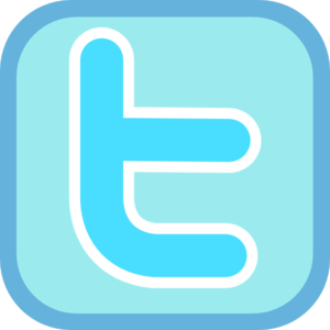 Twitter icon. Clip art at clker