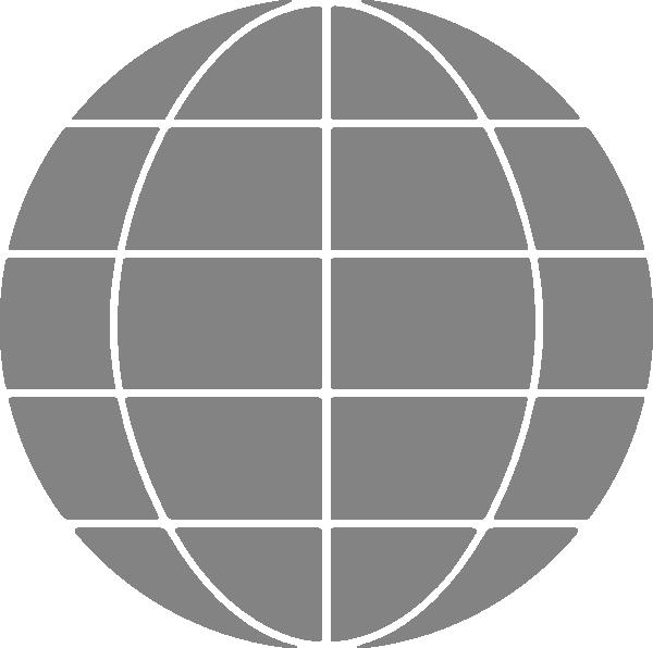 Afbeeldingsresultaat voor world icon grey
