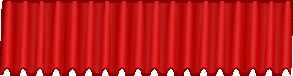 curtain clip art at clker com