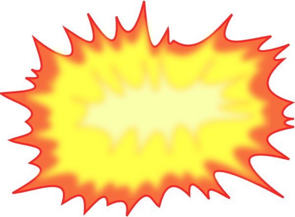 clipart explosion download - photo #19