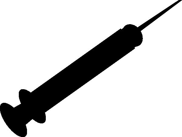 Black And Sharp White Needle 2