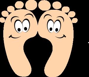 happy feet clip art at clker com vector clip art online royalty rh clker com clip art feet clip art free images