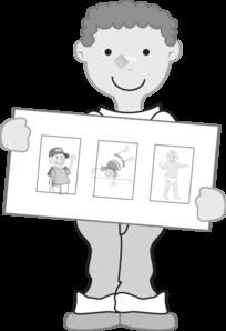 storyboard clip art at clker com vector clip art online Train Clip Art Semi Truck Clip Art