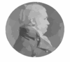 [william Lee, Head-and-shoulders Portrait, Right Profile] Clip Art