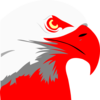 Red Eagle Clip Art