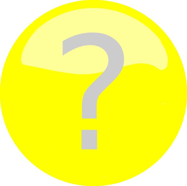 Yellow Question Mark Clip Art at Clker.com - vector clip art online ... Yellow Question Marks