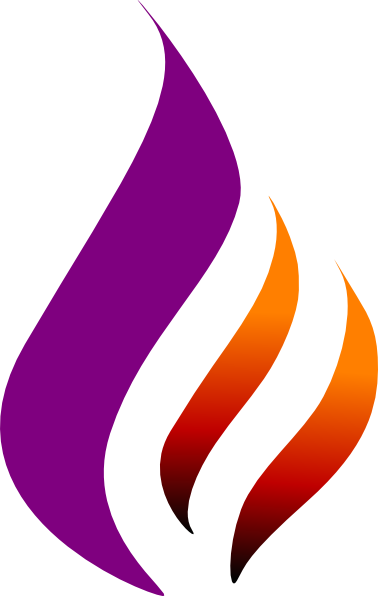 Flame Logo Clip... J Logo Fire
