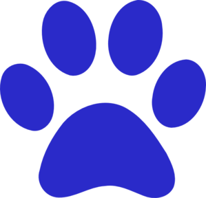 Tiger Paw Clip Art at Clker.com - vector clip art online, royalty free ...