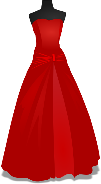 wedding gown clipart free - photo #6
