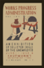 Works Progress Administration Presents An Exhibition Of Selected Skills Of The Unemployed Div. Of Women S & Professional Projects / Halls. Clip Art
