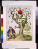 The Tree Of Liberty,-with, The Devil Tempting John Bull  / Js. Gy. Inv. & Ft. Clip Art