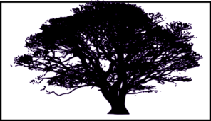 Tree Background Clip Art