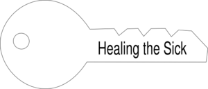 Healing The Sick Clip Art