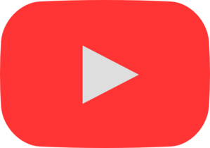 Youtube Style Play Button Hover Silver Clip Art at Clker ...