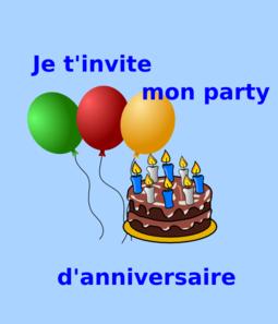 Anniversaire clip art at clker vector clip art online royalty anniversaire clip art stopboris Images