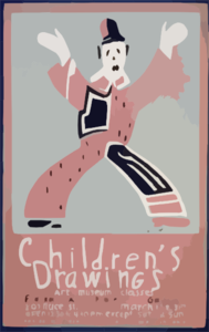 Children S Drawings Art Museum - Classes. Clip Art