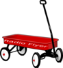 Radio Flyer Clip Art