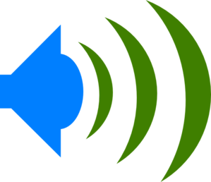 Sound Enabled Clip Art at Clker.com - vector clip art online ...