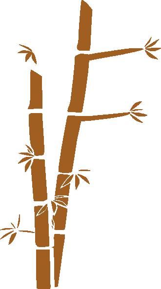 Bamboo 2 Clip Art at C...