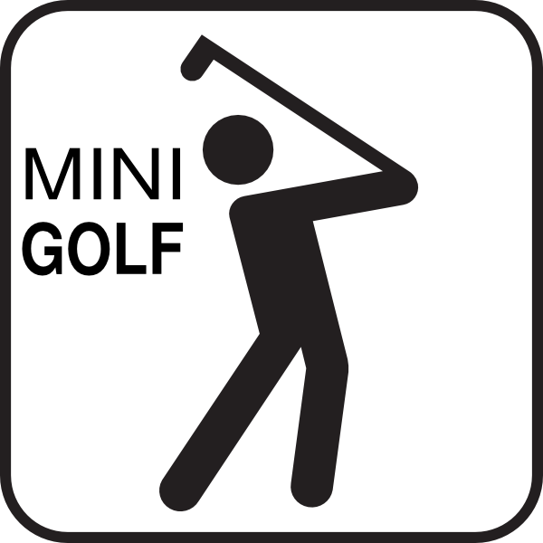 mini golf clip art at clker com vector clip art online royalty rh clker com Golfer Clip Art Kayak Clip Art