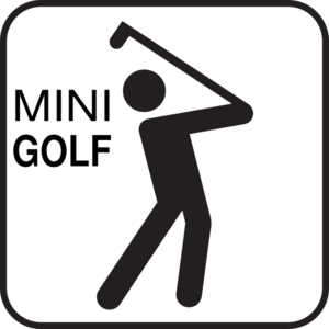 Mini Golf Clip Art