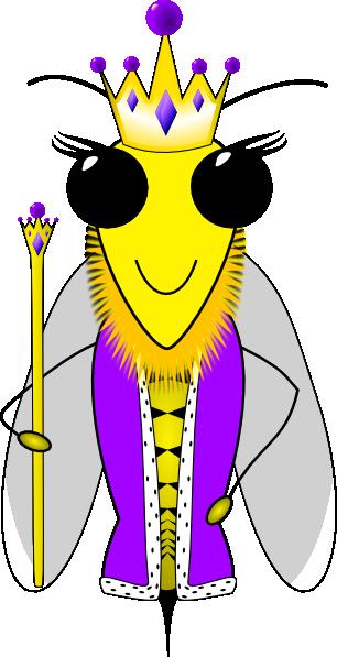Queen Bee Clip Art at ...