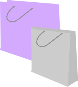 Shopping Bags Clip Art at Clker.com - vector clip art online ...