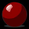 Stellaris Red Snooker Ball Clip Art