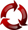 Recycle Icon Clip Art