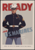 Ready--join U.s. Marines  / Sundblom. Clip Art