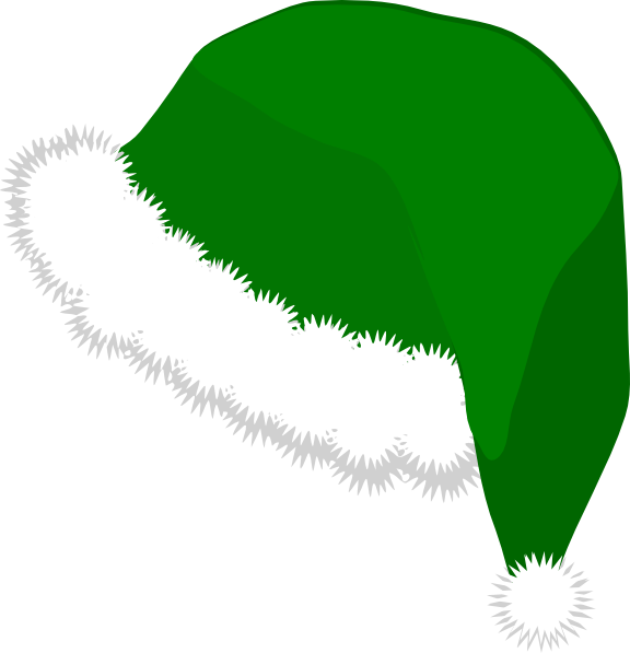 Elf Hat Clip Art at Clker.com - vector clip art online, royalty free ...