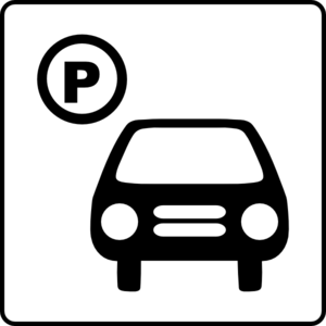 Hotel Icon Has Parking Clip Art at Clker.com - vector clip art online ...