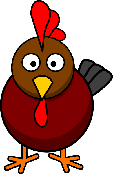 rooster clip art images - photo #30
