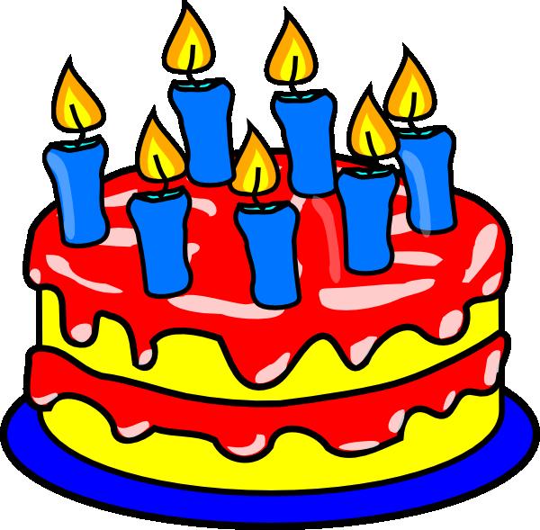 Birthday Cake Clip Art Vector : Birthday Cake Clip Art Vector Clip Art Online Royalty Free ...