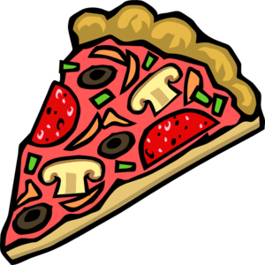 Food Pizza Clip Art at Clker.com - vector clip art online, royalty ...